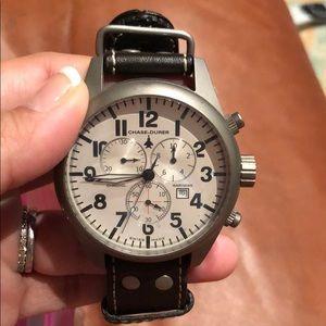 Chase-durer Warhawk titanium watch
